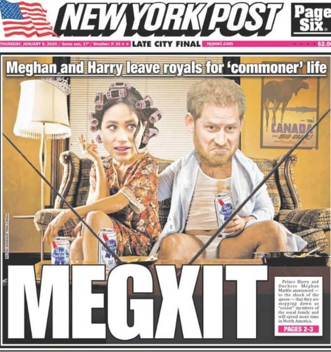 Harry, Megan Und Die Medien