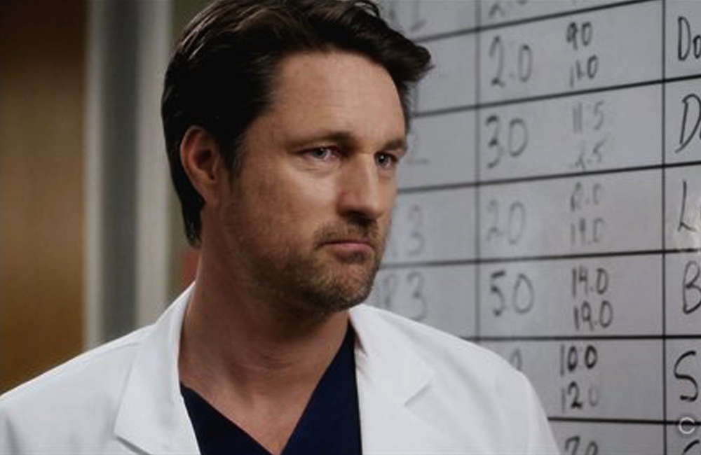 Nathan Riggs – Grey's Anatomy