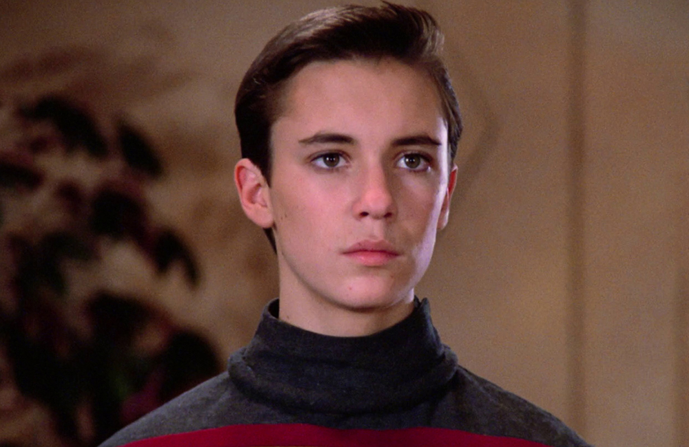 Wesley Crusher – Star Trek The Next Generation