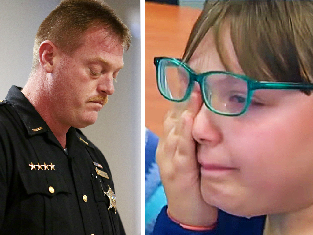 When The Police Received A Letter From A Young Girl, They Were Shocked By What She Had To Say