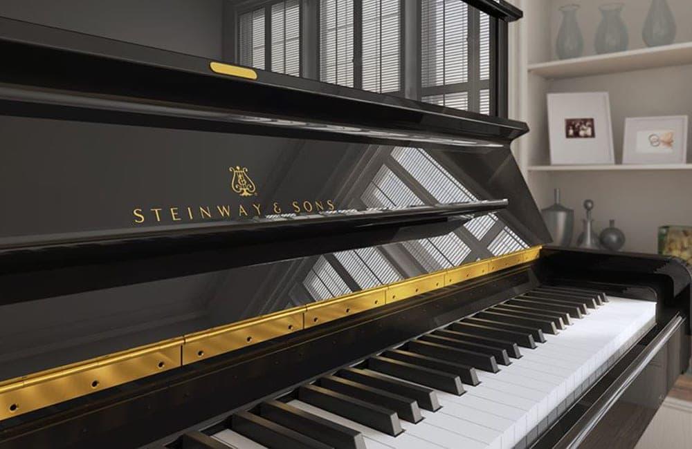 Steinway Pianos