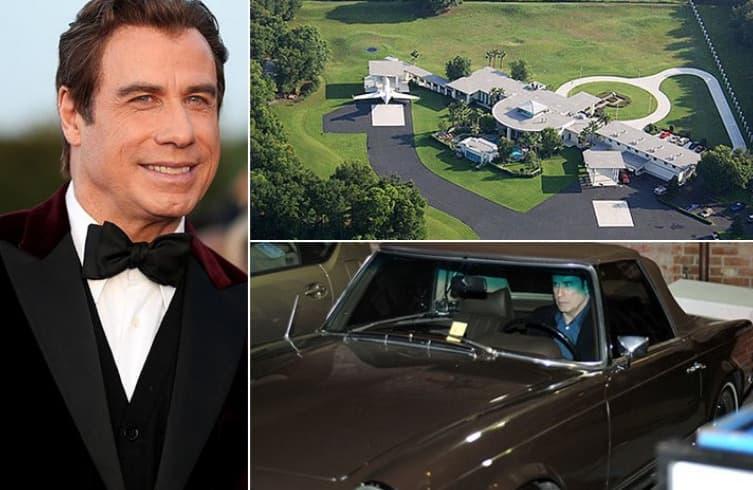 John Travolta 170 Millionen Dollar