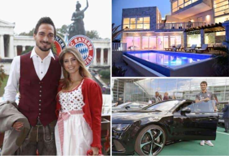 Mats Und Cathy Hummels 20 Millionen Euro