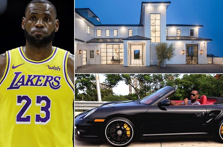 LeBron James – 440 Millionen Dollar