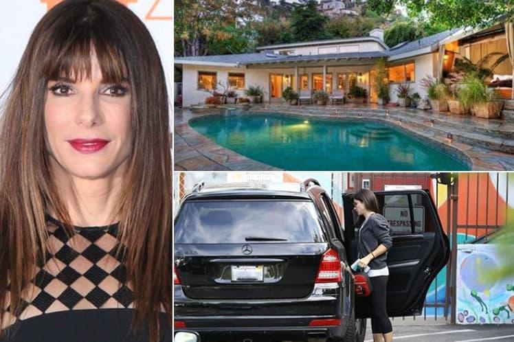 Sandra Bullock – 200 Millionen Dollar