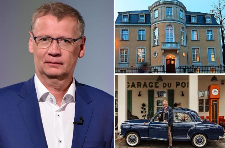 Günther Jauch – 55 Millionen Euro