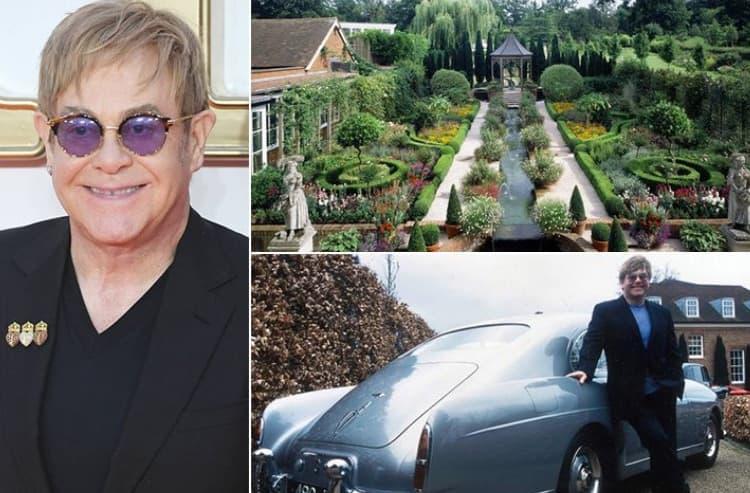 Elton John – 500 Millionen Dollar