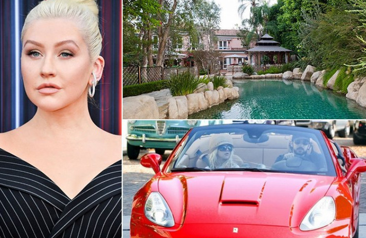 Christina Aguilera – 160 Millionen Dollar