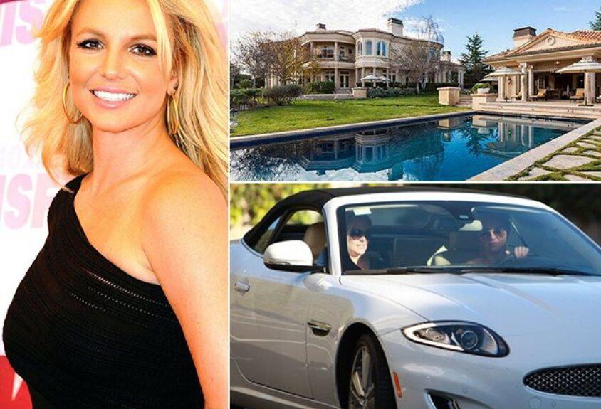 Britney Spears – 215 Millionen Dollar