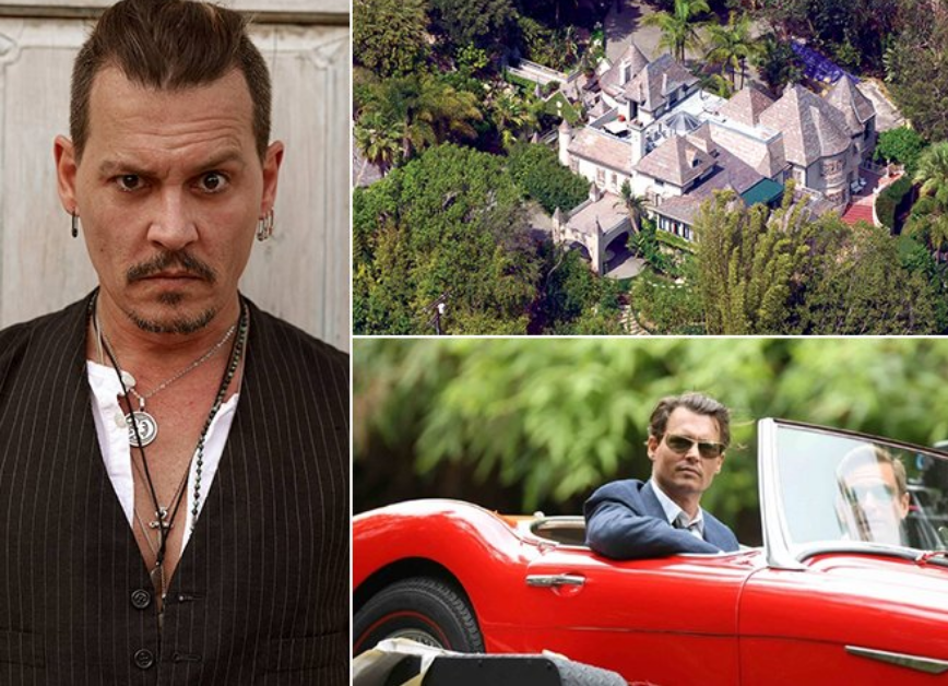 Johnny Depp – 200 Millionen Dollar