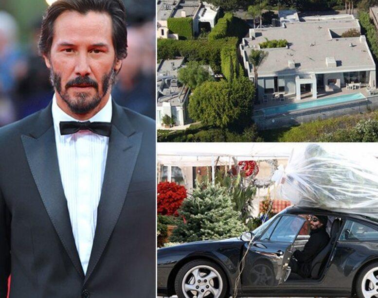 Keanu Reeves – 360 Millionen Dollar