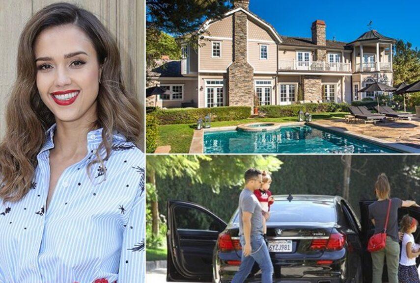 Jessica Alba – 350 Millionen Dollar