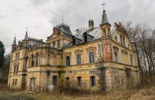Kościelniki Górne, Polônia - Palácio de Kościelniki Górne