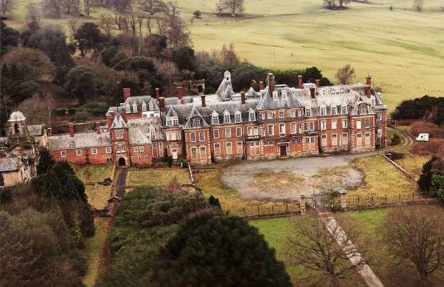 Abergele, Reino Unido - Kinmel Hall