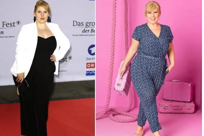 Kelly kleidergröße maite Helene Fischer