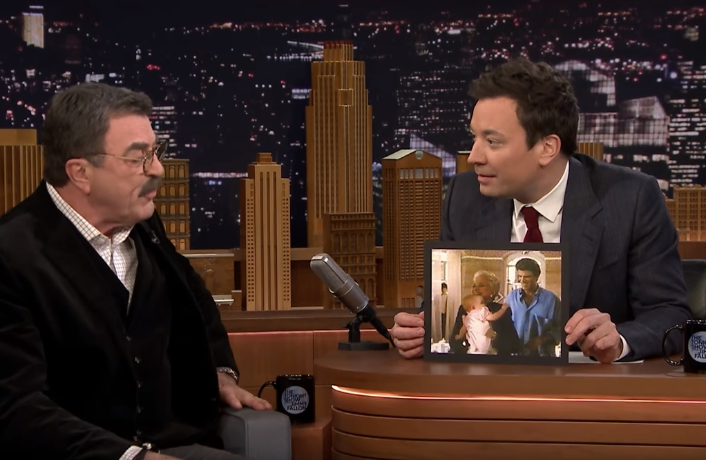 The Ghost – Jimmy Fallon