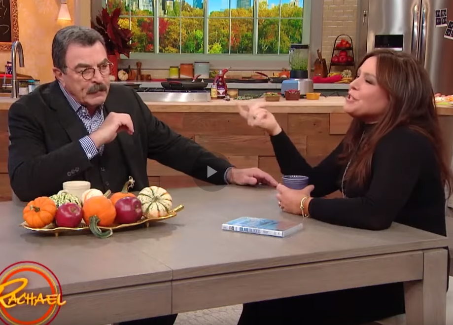 Interview With Rachael Ray