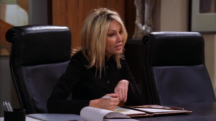 Heather Locklear As Laura Then