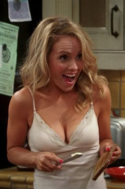 Kelly Stables As Melissa Then