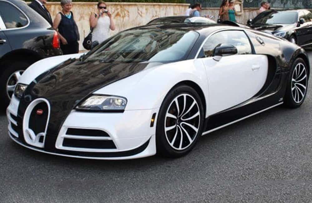 2005 Mansory Bugatti Veyron Linea Vivere