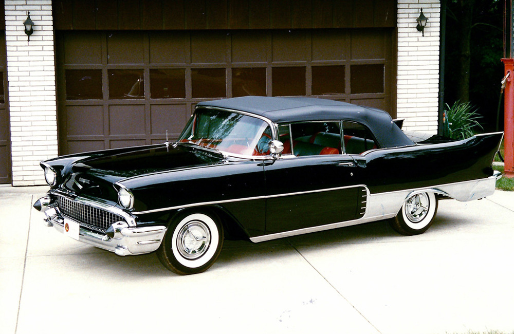 1957 Chevy El Morocco