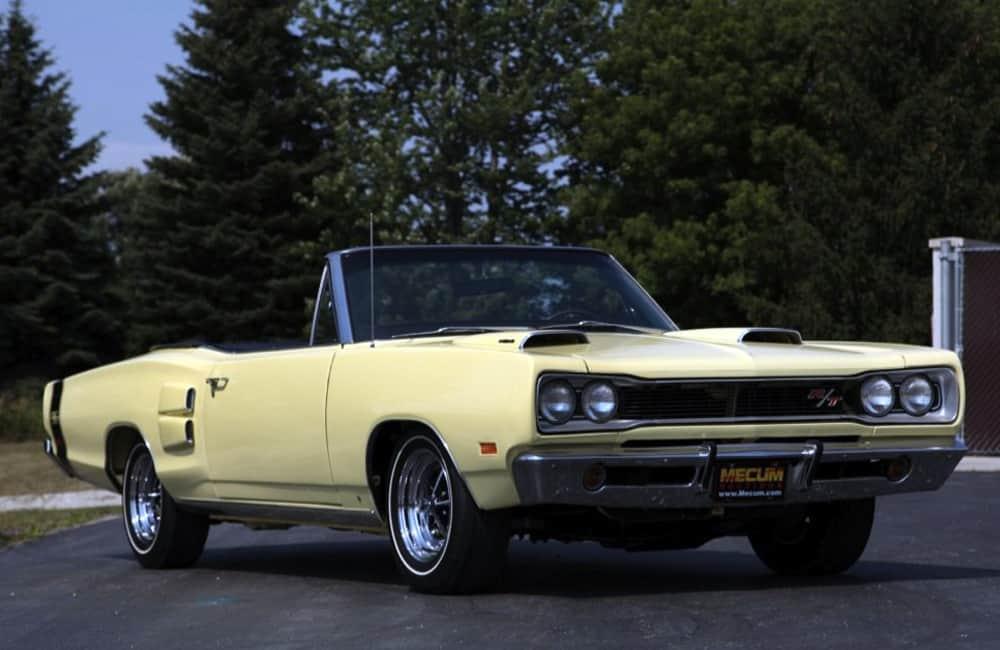 1967 1970 Dodge Coronet Convertible