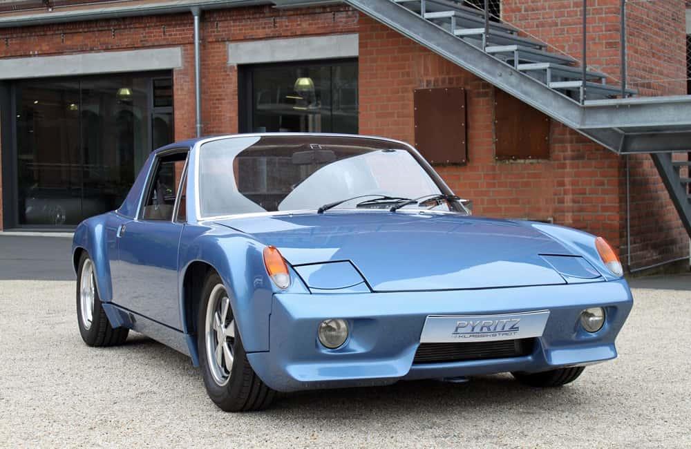1972 Porsche 916