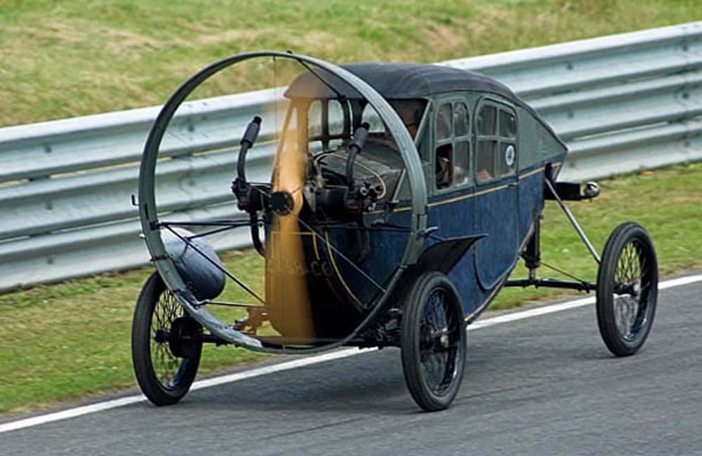 1921 Helica De Leyat