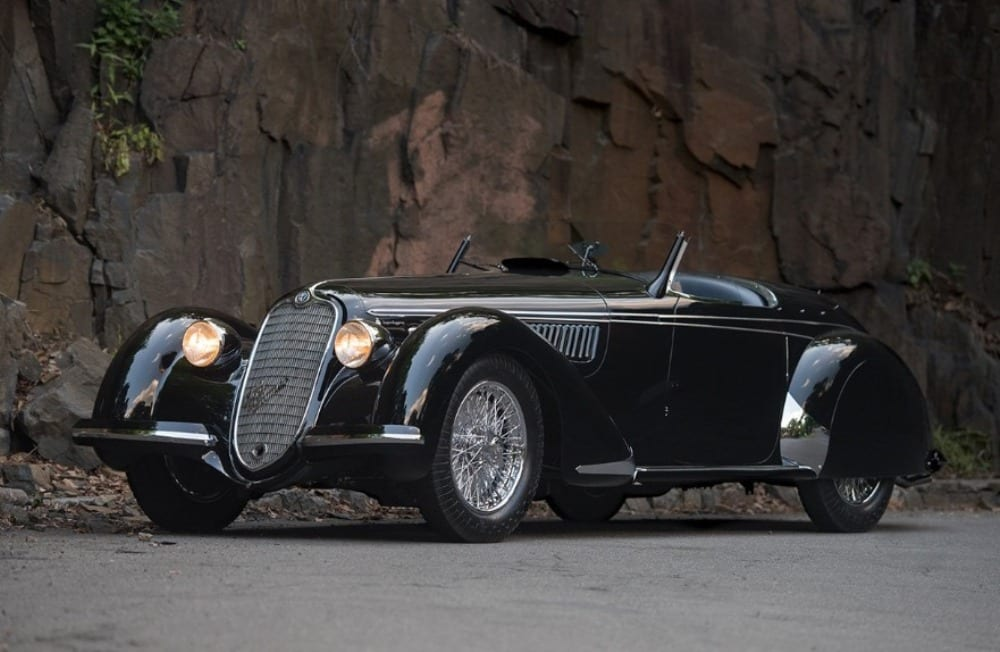 1939 Alfa Romeo 8C
