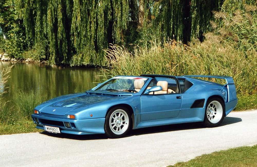 1990 De Tomaso Pantera Si
