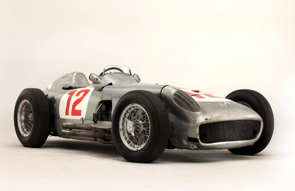 1954 Mercedes Benz W196 Silver Arrow