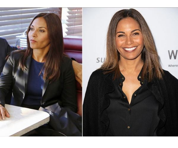 SALLI RICHARDSON WHITFIELD
