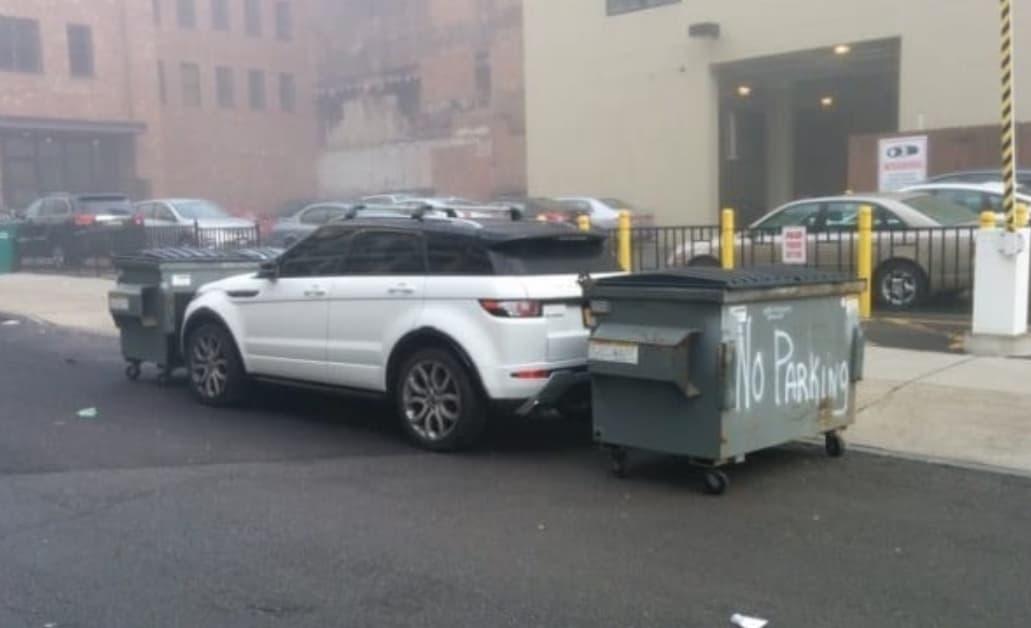 No Parking, Parking