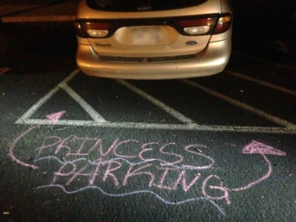Princess Parking