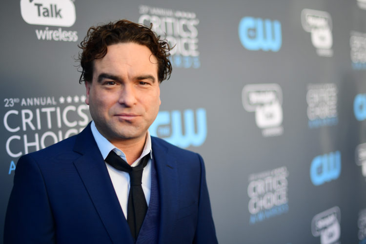 Johnny Galecki – 5 Feet 5 Inches