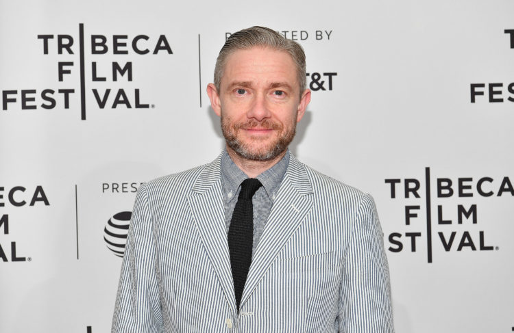 Martin Freeman – 5 Feet 6.5 Inches