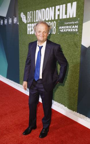 Toby Jones — 5 Feet 5 Inches