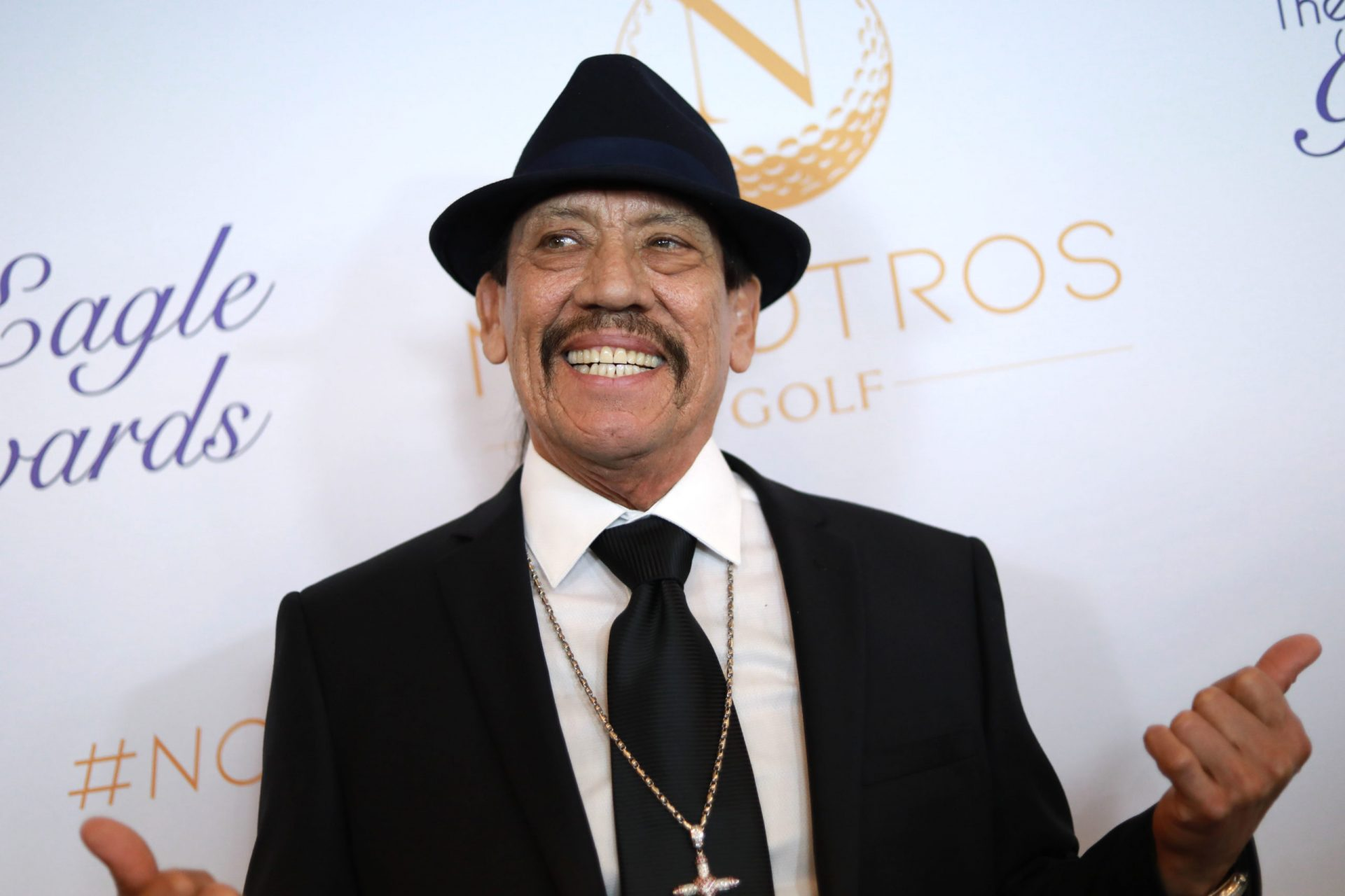 Danny Trejo – 5 Feet 6 Inches