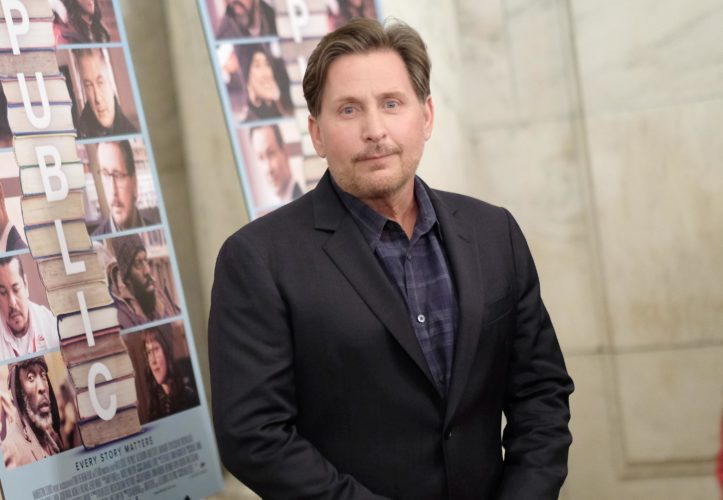 Emilio Estevez — 5 Feet 7 Inches