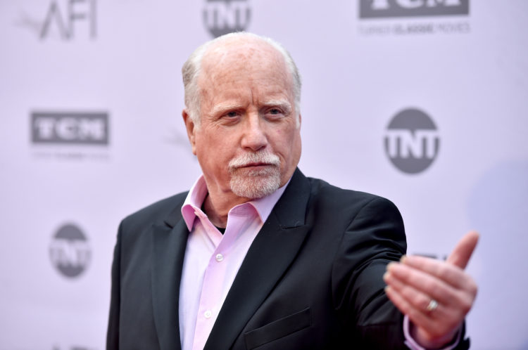Richard Dreyfuss – 5 Feet 5 Inches