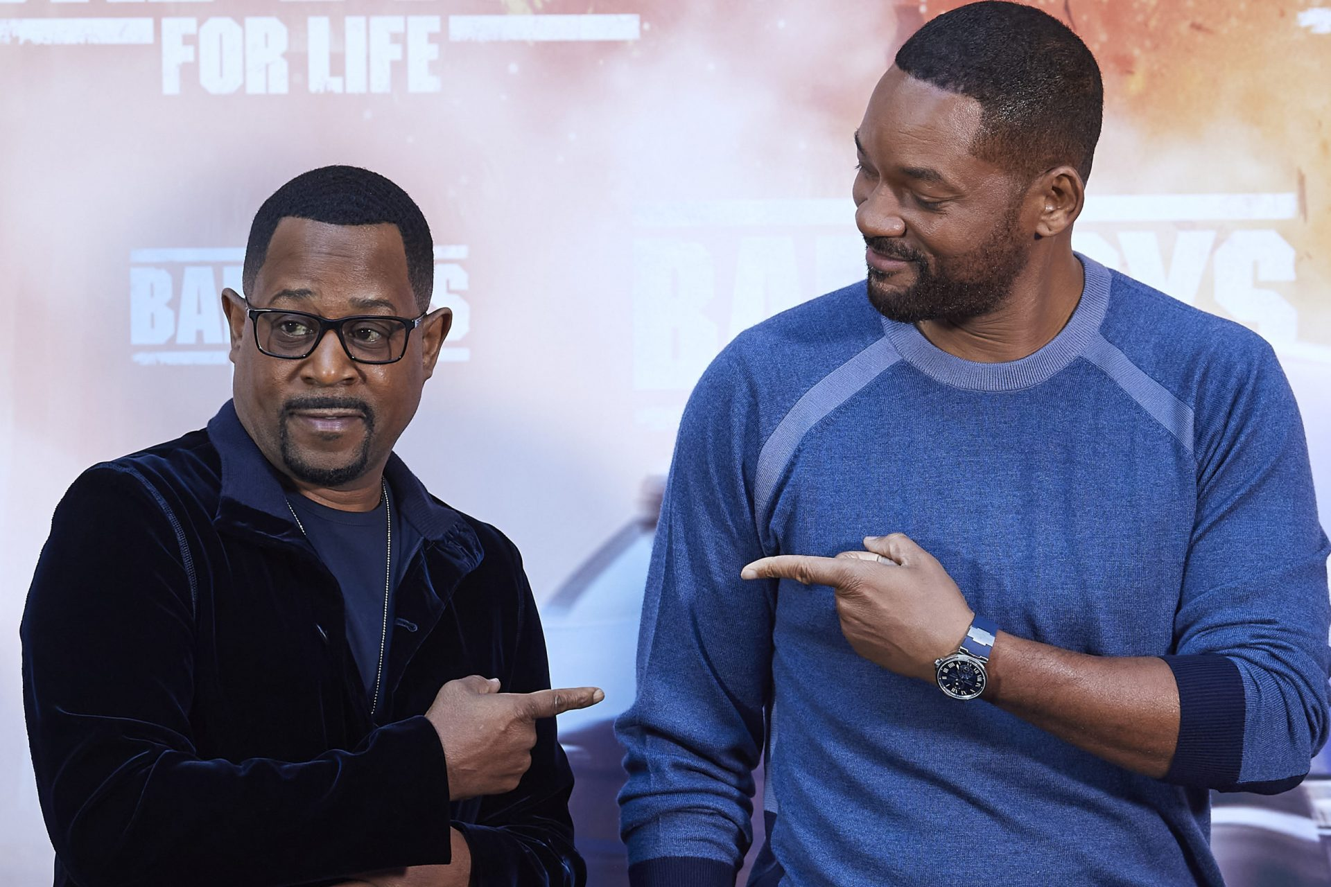 Martin Lawrence – 5 Feet 7 Inches