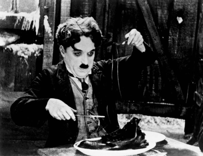 Charlie Chaplin – 5 Feet 4 Inches