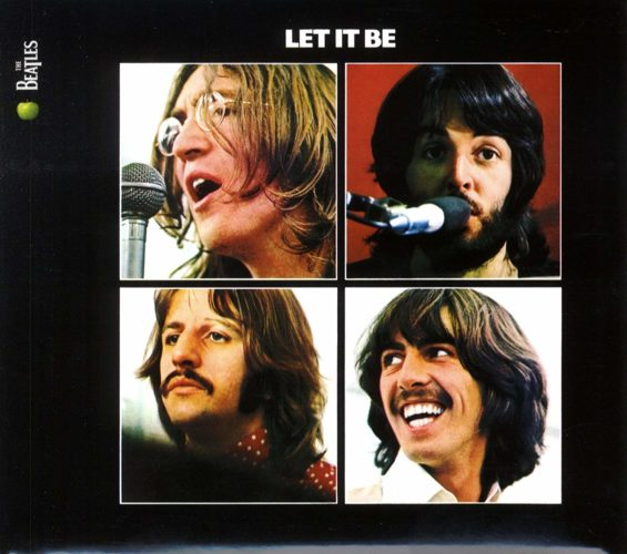 'Let It Be' — The Beatles