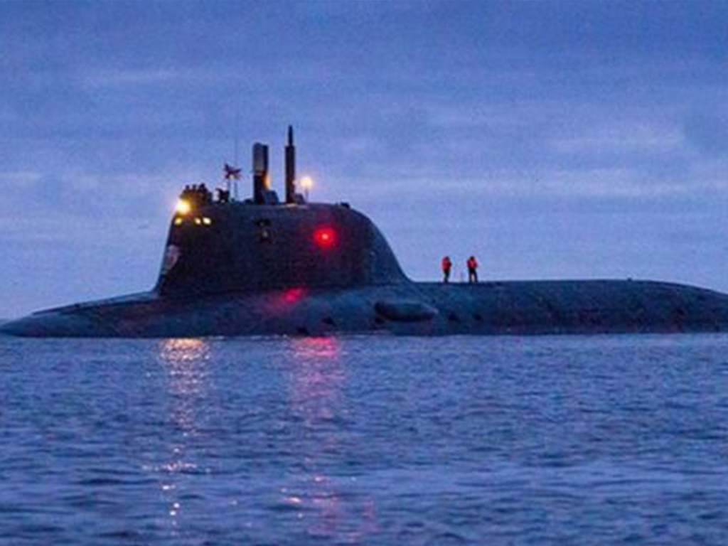 The Russian Submarine Fleet Is No Laughing Matter