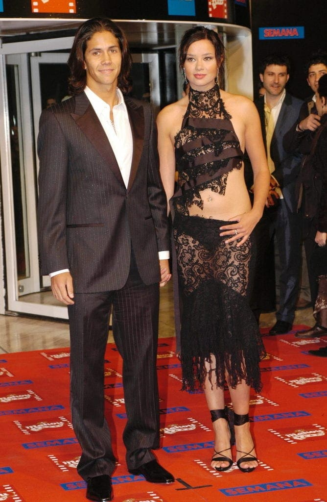 Fernando Verdasco Y Dafne Fernández