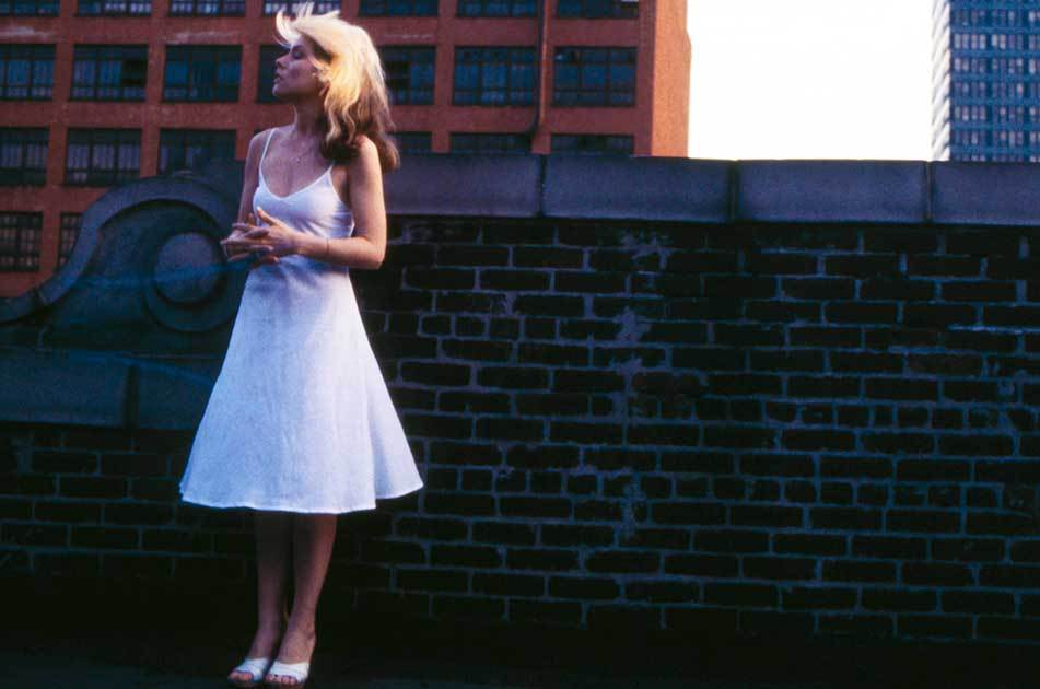 Blondie On A Hot Tin Roof