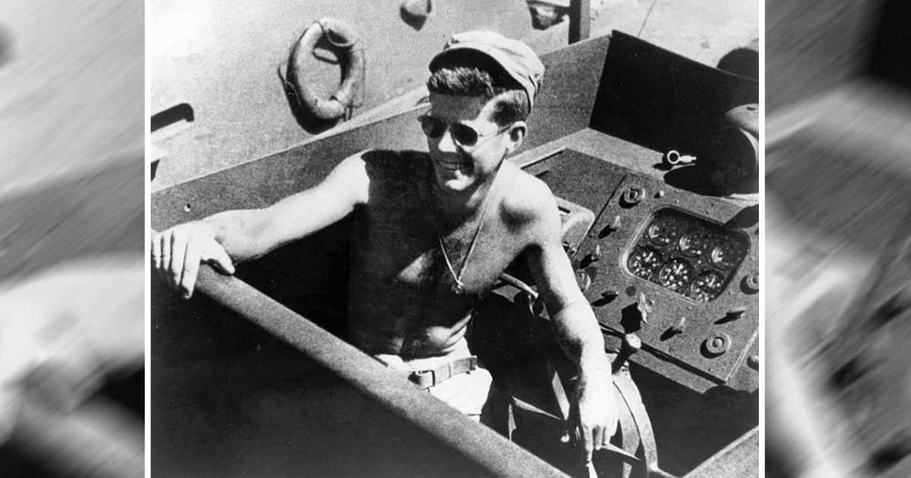 PT 109's Famous Captain