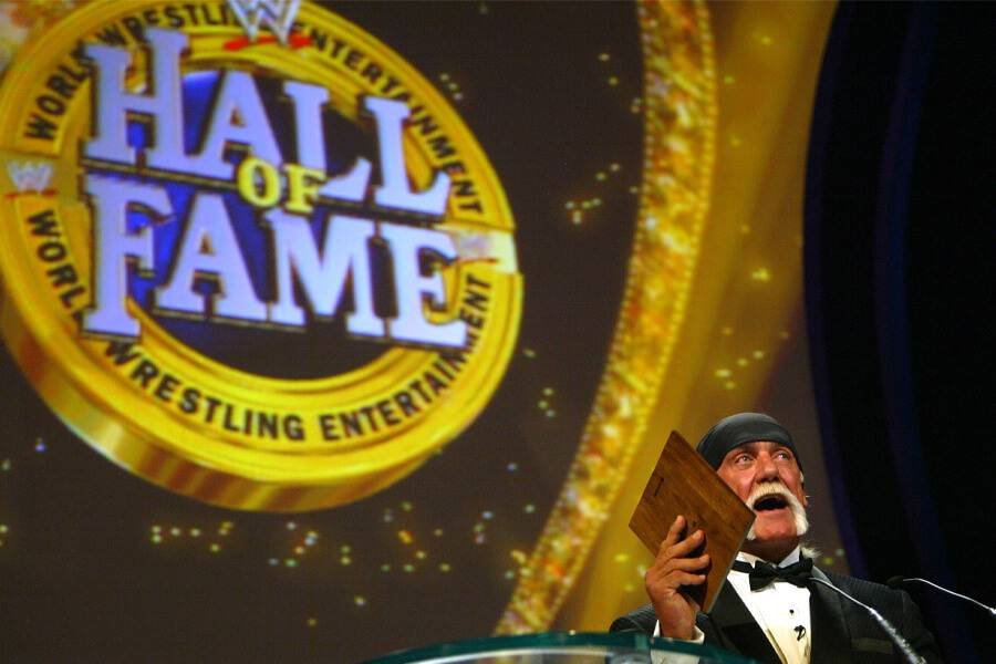 The First Member Of The WWE Hall Of Fame