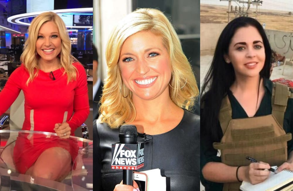The Stunning Female Anchors Of Fox News