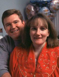 Bobbi e Kenny, una coppia felice